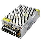 WELSUN Fuente de Alimentación de Adaptador de Conmutación regulada Universal Fuente de Salida de Transformador electrónico DC 12V 8.5A Entrada de 100W AC 110V/220V (1PCS)