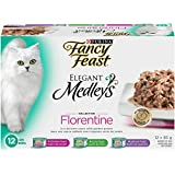 Purina® Fancy Feast® Elegant Medleys® Florentine Collection Cat Food Variety Pack 12-85g Cans