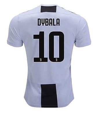 newest 2ff8c fbca7 Dybala 10 Juventus 18/19 Soccer Jersey Mens Size L