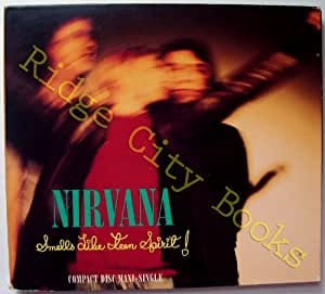 Nirvana - Smells Like Teen Spirit - DGC - GED 21673, Sub Pop - GED 21673