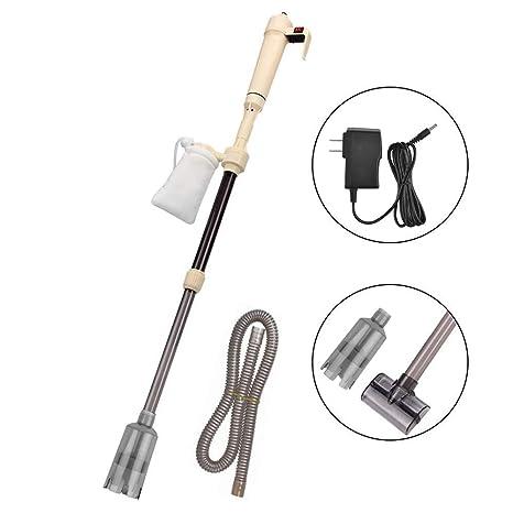 Amazon.com: Bedee - Limpiador eléctrico para acuario, filtro ...