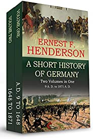 A Short History of Germany (English Edition)
