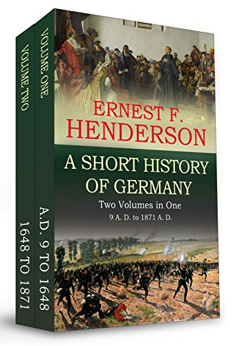 A Short History of Europe from Luther to the Fall of Napoleon (Illustrated)