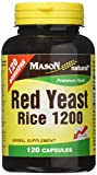 Cheap Mason Natural Red Yeast Rice 1200 120 Caps