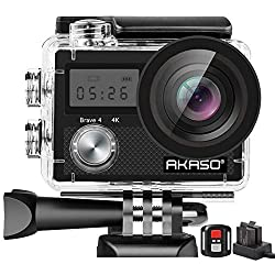Image of the product AKASO Brave 4 4K 20MP that is listed on the catalogue brand of AKASO.