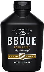 """BBQUE Bayrische Barbecue Sauce """"Honig & Senf"""" 472g"""