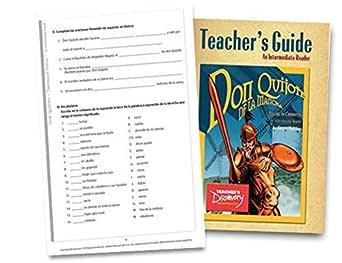 Don Quijote - Guía para profesores de español intermedio