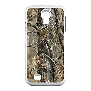 James-Bagg Phone case Camo Tree Pattern Protective Case For SamSung Galaxy S4 Case Style-18