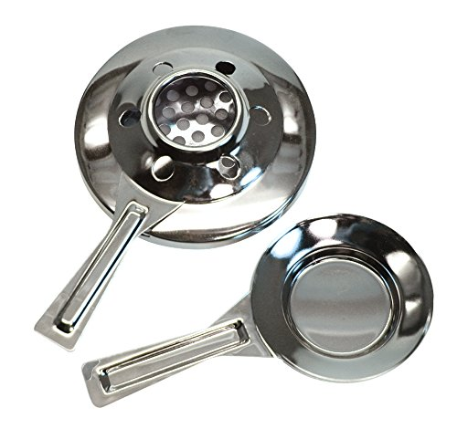 Cuisinox FONBURN Stainless Steel Fondue Burner