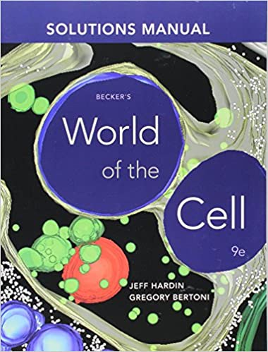 Amazon students solutions manual for beckers world of the amazon students solutions manual for beckers world of the cell 9780321939111 jeff hardin gregory paul bertoni books fandeluxe Images