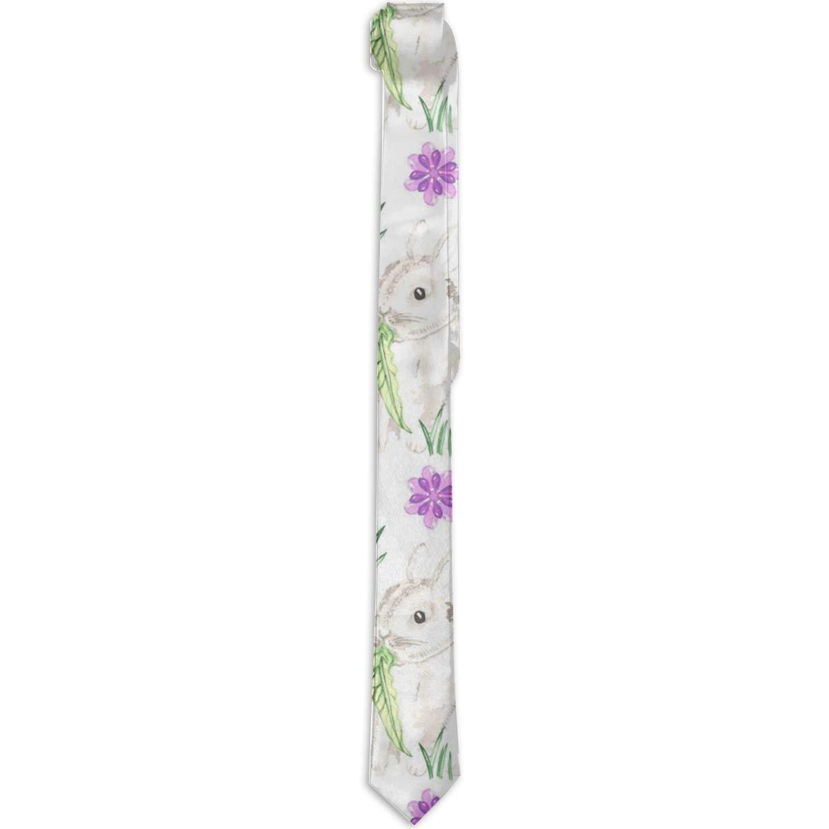 Formal Party Skinny Tie for Wedding Reception Boys Gift Tie