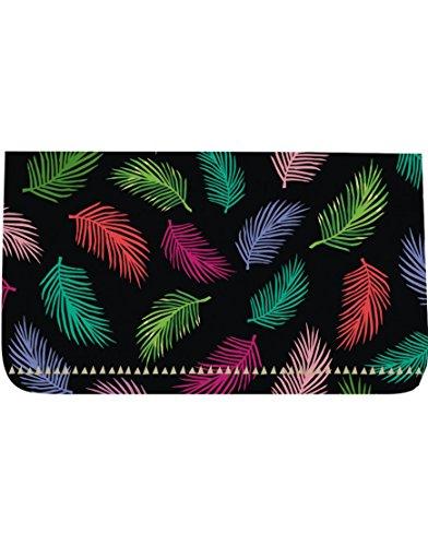 Decodelire Women's Top-Handle Bag Multicolour Noir, rose, vert, bleu