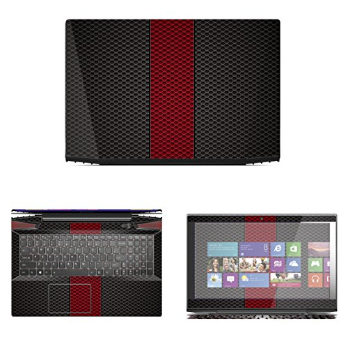 """Decalrus - Protective Decal Skin skins Sticker for Lenovo Ideapad Y50 (15.6"""" Screen) laptop case cover wrap LEideapadY50-56"""