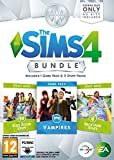 The Sims 4 Bundle Pack 7: Vampires / Kid's Room Stuff / Backyard Stuff (DOWNLOAD CODE IN A BOX) PC