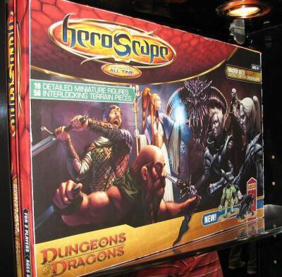 Dungeons & Dragons Heroscape Master Set: Battle For The - Heroscape Master