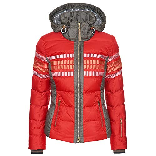 Veste De Ski Bogner Yara Ski Jacket in Red