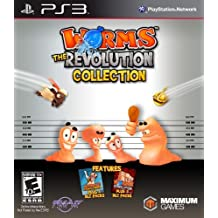 Worms Revolution Collection - PlayStation 3 PS3 Edition by Maximum Games