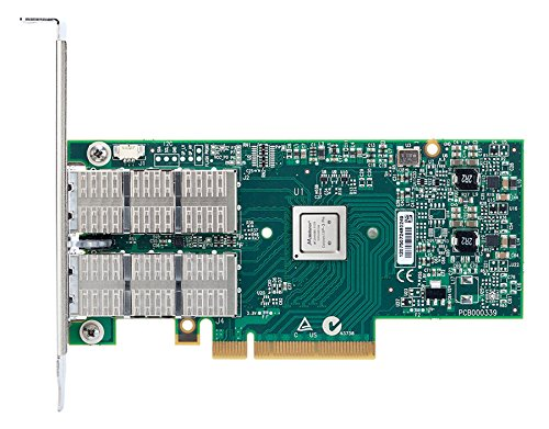 Mellanox Connectx-3 Pro - Network Adapter - PCI Express 3.0 X8 - 10 Gigabit Ethernet (MCX311A-XCCT) by Mellanox