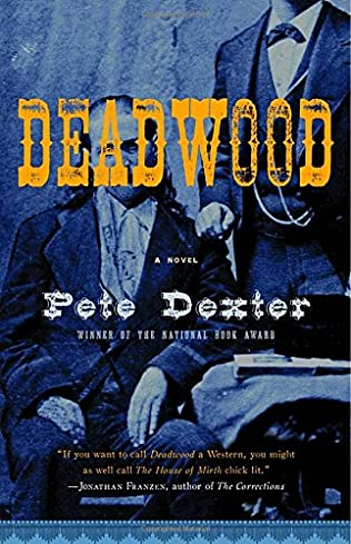 book cover of Deadwood