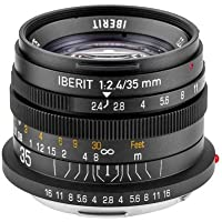 HandeVision IBERIT 35mm f/2.4 Lens for Leica SL / T - Black