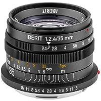 HandeVision IBERIT 35mm f/2.4 Lens for Leica SL / T - Black