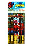 Spiderman Pencil 12pc