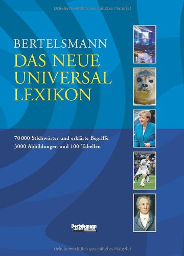 Bertelsmann Universallexikon
