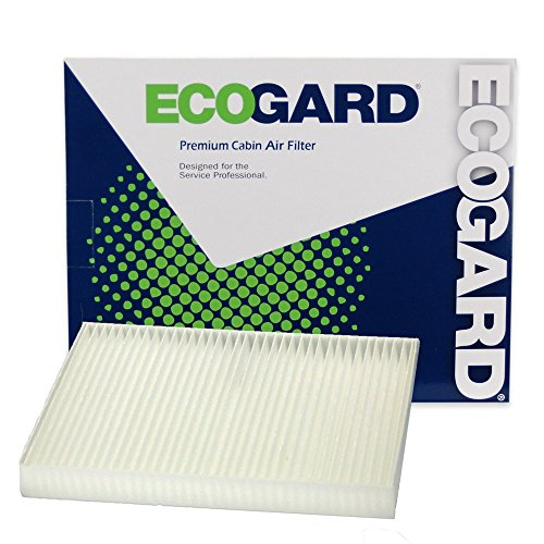 ECOGARD XC26176 Premium Cabin Air Filter Fits Dodge Charger / Chrysler 300 / Dodge Challenger ()