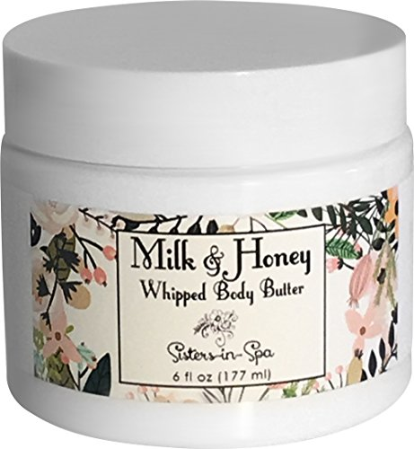 Sisters Spa Whipped Body Butter product image