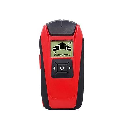 Stud Finder, Detector de pared, escáner de pared con pantalla LCD y alerta sonora