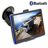 GPS Navigation for Car, Xgody 7 Inch Capacitive screen with Bluetooth 8GB US