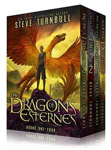 The Dragons Of Esternes by Steve Turnbull ebook deal