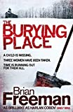 The Burying Place by Brian Freeman front cover