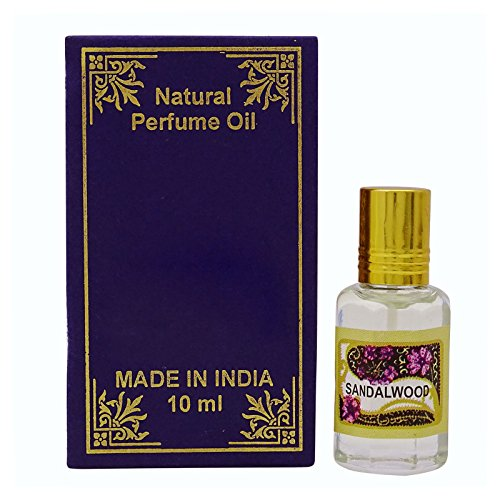 Sandal Wood Fragrance Oil 100% Pure and Natural Perfume Oil - (Pure Perfume Extract)