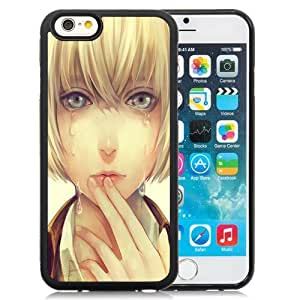 New Personalized Custom Designed For iPhone 6 4.7 Inch TPU Phone Case For Attack on Titan Historia Reiss Phone Case Cover wangjiang maoyi