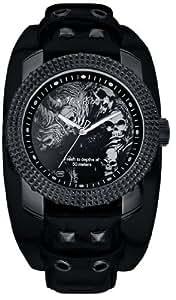 Marc Ecko E22586G1 - Reloj analógico de caballero de cuarzo