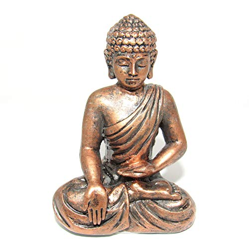 Grasslands Road Blessings Buddha for Miniature Garden, Fairy Garden ()