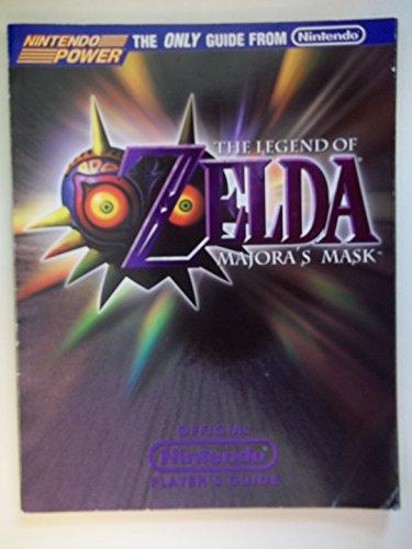 The Legend of Zelda: Majora's Mask--Official Nintendo Player's (The Player Mask)