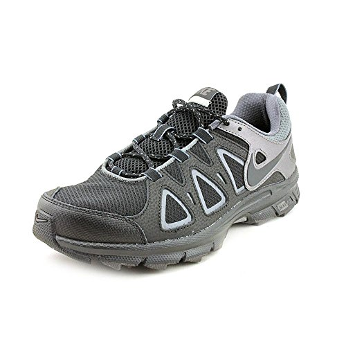 NIKE Men's Air Alvord 10 (4E) Black/Black/Mtlc Dark Grey Running Shoe 10.5 4E Men US ()