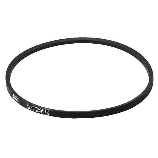 RDEXP 28808 - Cinturón de transmisión para lavadora (goma ...