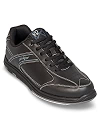 KR Strikeforce M-031-095 Flyer - Zapatos de Bolos, Color Negro, Talla 9,5