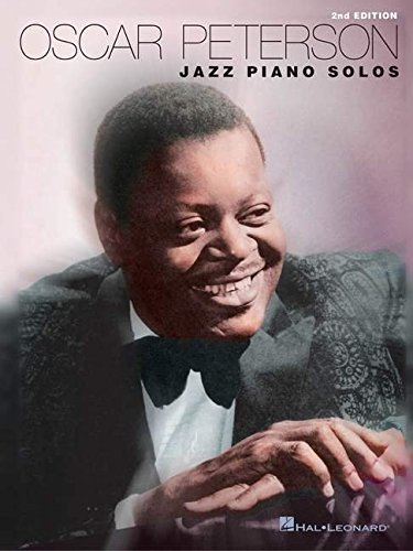 - OSCAR PETERSON JAZZ PIANO SOLOS ARTIST TRANSCRIPTION PIANO BOOK by Various (2010-05-20)