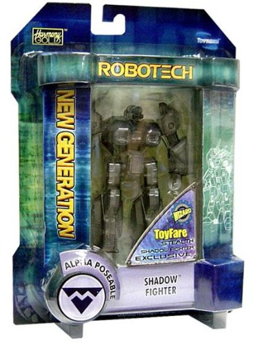 ToyFare Exclusive Robotech Stealth Shadow Fighter Action Figure