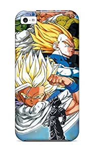 Iphone 5c Case, Premium Protective Case With Awesome Look - Dbz