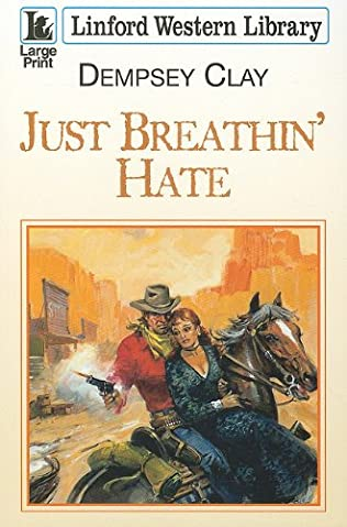 book cover of Just Breathin\' Hate