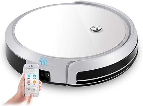 BAIYI Robot Vacuum Cleaner, 1400PA Potente Succión Robot ...