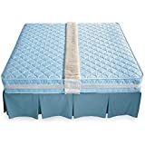 Amazon Com Doubler 174 Plush Instant Twin To King Bed