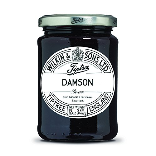 Damson Preserve - Tiptree Damson Preserve, 12 Ounce Jar