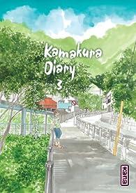 Kamakura Diary, tome 3 par Akimi Yoshida