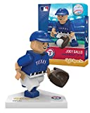 MLB Texas Rangers Joey Gallo Generation 5 Minifigure, Small, Black